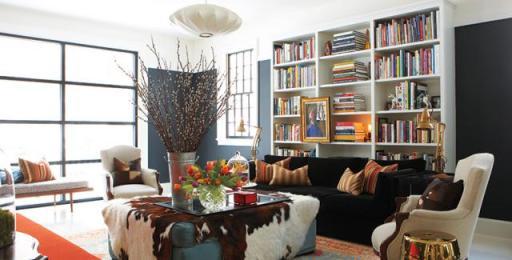 A Certain Je Ne Sais Quoi: A Designer's Home in Sharon, Ct.