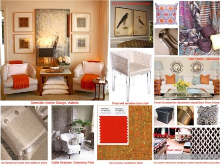 Color of the Year Tangerine Tango - 2012