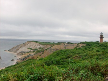 Aquinnah (Gay Head) Cliffs & Lighthouse
