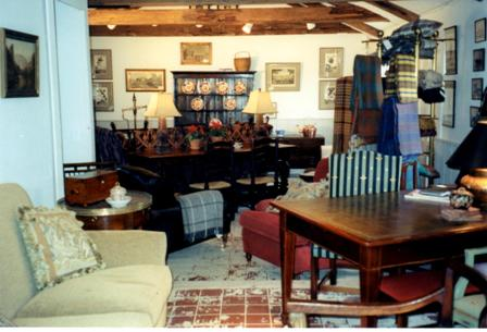 Tullyvale Antiques & Interiors, 503 Bantam Road, Litchfield, CT