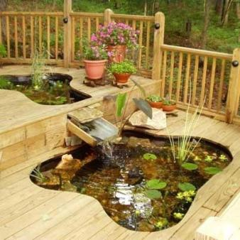 Waterscapes - Deck Pond