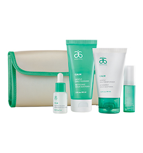 Arbonne Calm Travel Set